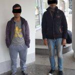 Doi migranți din Irak, depistați de polițiștii locali în Piața Victoriei
