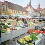 Scandaluri la beţie în pieţele din Timişoara