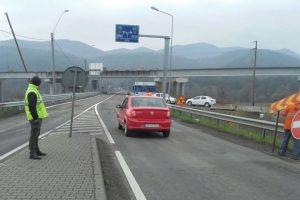 Podul Șoimuș a fost deschis traficului luni dimineață