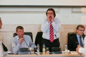 """Deputatul ALDE, Marian Cucșa: """"Primarul PNL, Nicolae Robu, readuce dictatura în oraşul Revoluției"""""""