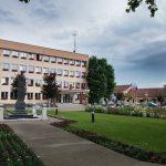 Ziua Națională și aprinderea iluminatului festiv la Sânnicolau Mare