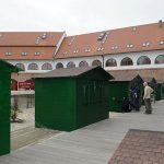 Al doilea târg de Crăciun din Timişoara va fi deschis la Bastion