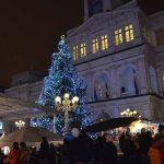 S-a deschis Târgul de Crăciun de la Arad