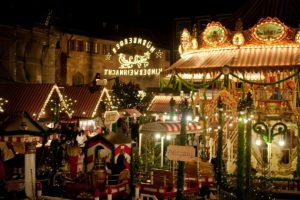 Curse directe de pe Aeroportul Timişoara spre Nürnberg, oraşul al cărui târg de Crăciun se ţine din 1628