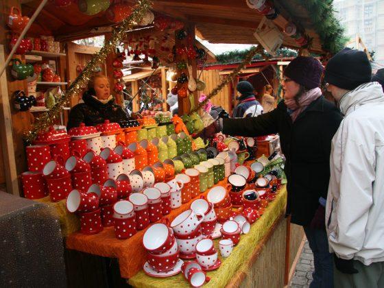 Branduri timişorene la Târgul de Crăciun organizat la Bastion