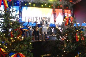 Târgul de Crăciun de la Timișoara și-a deschis oficial porțile de 1 Decembrie