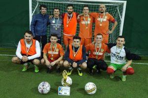 Liga Prieteniei Timișoara la fotbal și-a stabilit câștigătoarea Cupei de Iarnă