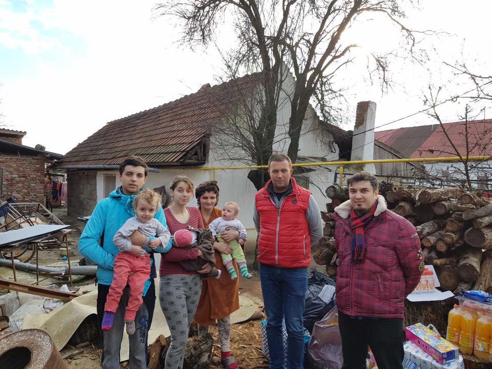 Sărbători mai fericite pentru copiii nevoiaşi din Timișoara