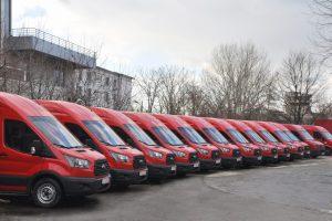 """Autoutilitare noi la Poșta Română. """"Confort pentru angajați, timp redus de așteptare pentru clienți"""""""