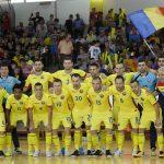 Patru jucători de la Informatica Timișoara, în lotul lărgit al naționalei de futsal, pentru EURO 2018