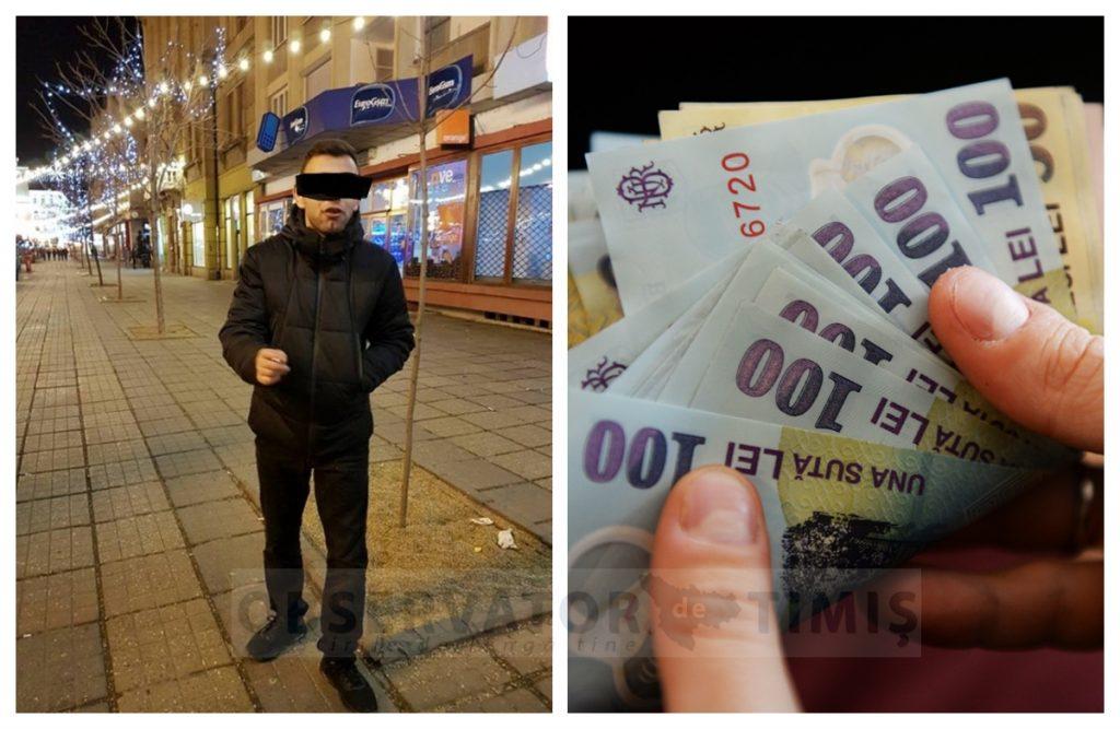 Au furat banii și telefonul de la angajații unei cafenele din centrul Timișoarei