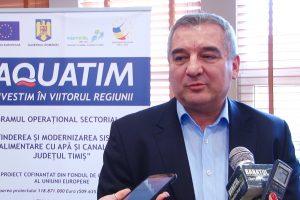 Directorul general al Aquatim este noul președinte al Asociației Române a Apei
