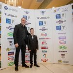Ionel Pascotă și fiul său, Patrick, sportivii anului la Gala Campionilor motociclismului românesc, în 2017!
