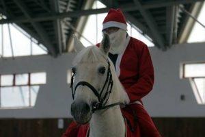 Crăciunul… pe cai mari! Eveniment ecvestru, caritabil, la Manejul din Timişoara