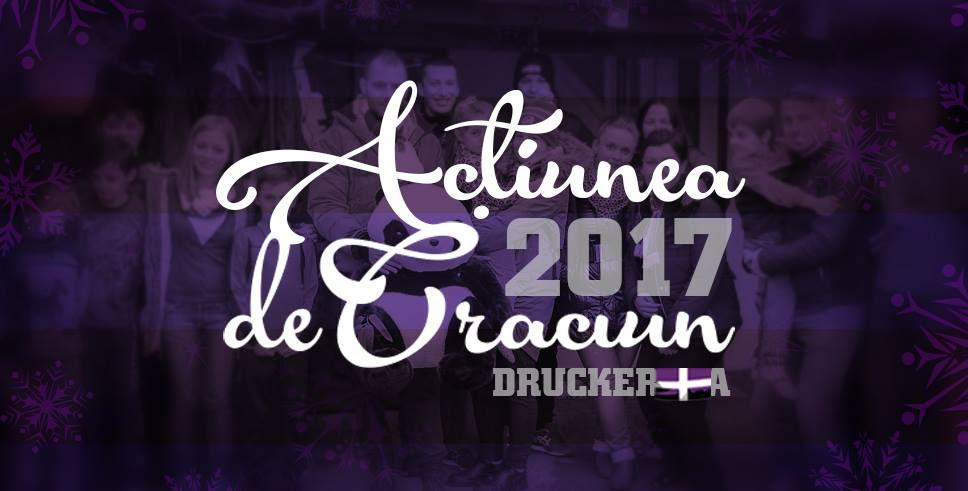"""Drukerii, invitați să doneze sânge în cadrul tradiționalei """"Acțiuni de Crăciun"""", la Timișoara"""