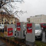 Organizator de concerte din Craiova, amendat drastic pentru că a lipit afișe publicitare în tot orașul, fără autorizație