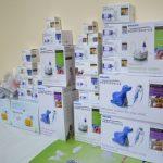 Donaţie importantă pentru Clinica de Pediatrie Bega. Mii de copii vor beneficia de ea