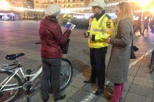Bicicliştii vor mai multe piste în oraş