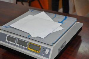 Poşta Română a achiziţionat cântare performante, în 61 de oficii poștale