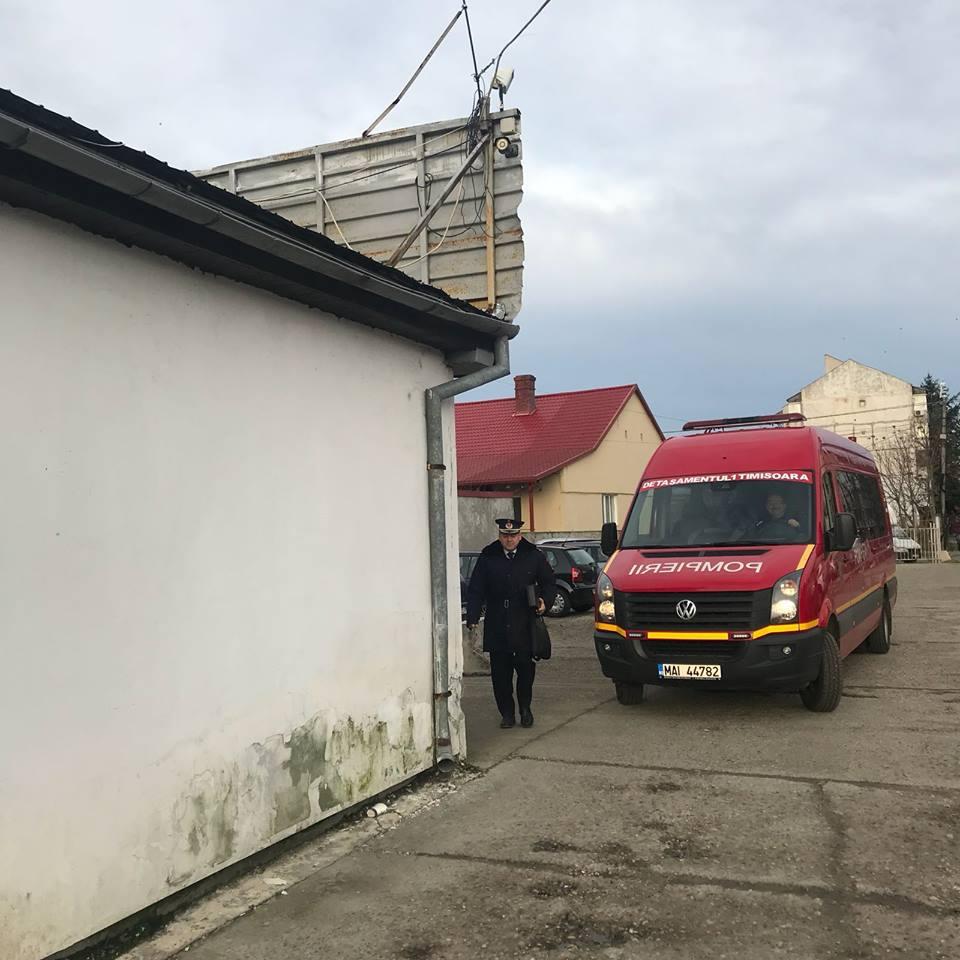 Comercianţii de pe Brâncoveanu, controlaţi de ISU. S-a lăsat cu multe amenzi