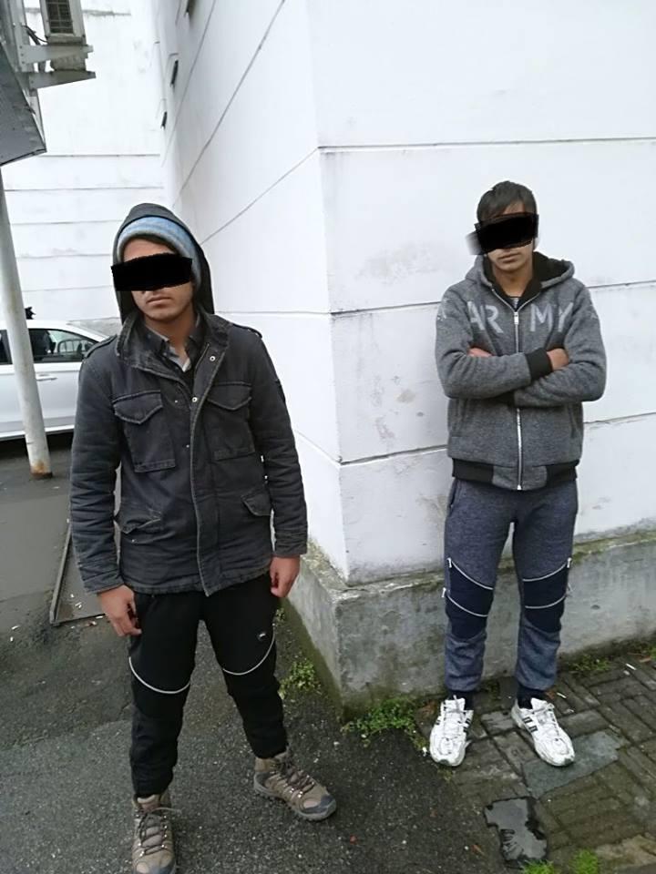 Doi albanezi, opriţi la frontiera cu Serbia. Intenţionau să intre pe jos în ţara noastră