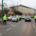 Razie a Poliţiei Rutiere, în weekend. Câţi şoferi au fost amendaţi
