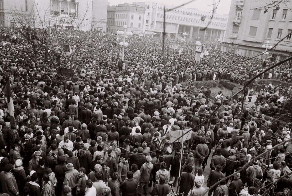 Timişoara nu-şi uită martirii. Programul manifestărilor dedicate Revoluţiei Române