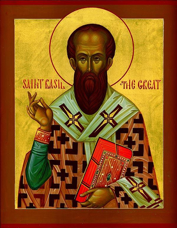 Sfântul Vasile, păzitor de duhuri rele, serbat în prima zi a noului an
