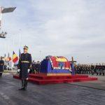 Regele Mihai s-a întors acasă. Aeronava cu trupul neînsuflețit al fostului suveran a aterizat pe Aeroportul Otopeni