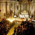 Programul Sf. Liturghii din Domul Sf. Gheorghe din Timișoara pentru Crăciun și de Anul Nou