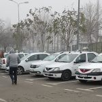 Protest spontan al taximetriştilor din Timişoara