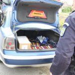 Țigări de contrabandă, depistate de polițiștii de frontieră mehedințeni