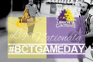 Startul returului Ligii Naționale readuce derby-ul în Sala Olimpia. Timba – BC SCM se joacă azi!