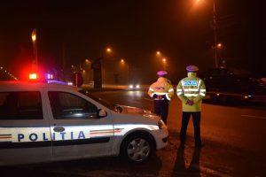 Polițiștii au împărțit sute de amenzi șoferilor din Timiș
