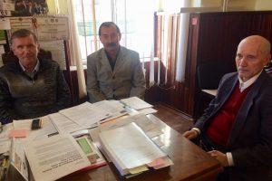 """Șeful Direcției Agricole Timiș: """"Nu mi-am imaginat că o să fim scoși afară pur și simplu din sediu"""""""