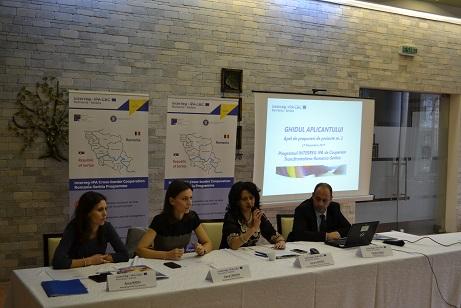 Forum pentru Identificarea de Parteneri în cadrul Programului INTERREG IPA de Cooperare Transfrontalieră România-Serbia