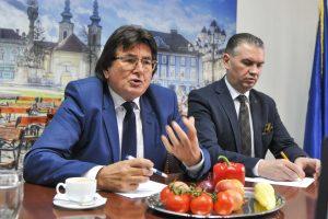 """Primarul Robu:""""E timpul să luăm atitudine vizavi de ceea ce am ajuns să mâncăm fără voia noastră"""""""