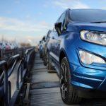 Ford se pregătește de lansarea europeană a EcoSport – modelul produs în România