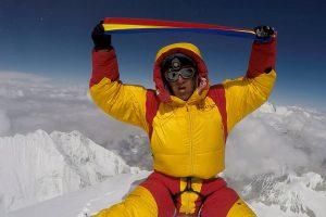 Horia Colibășanu își invită fanii timișoreni la proiecția filmului Everest 2017