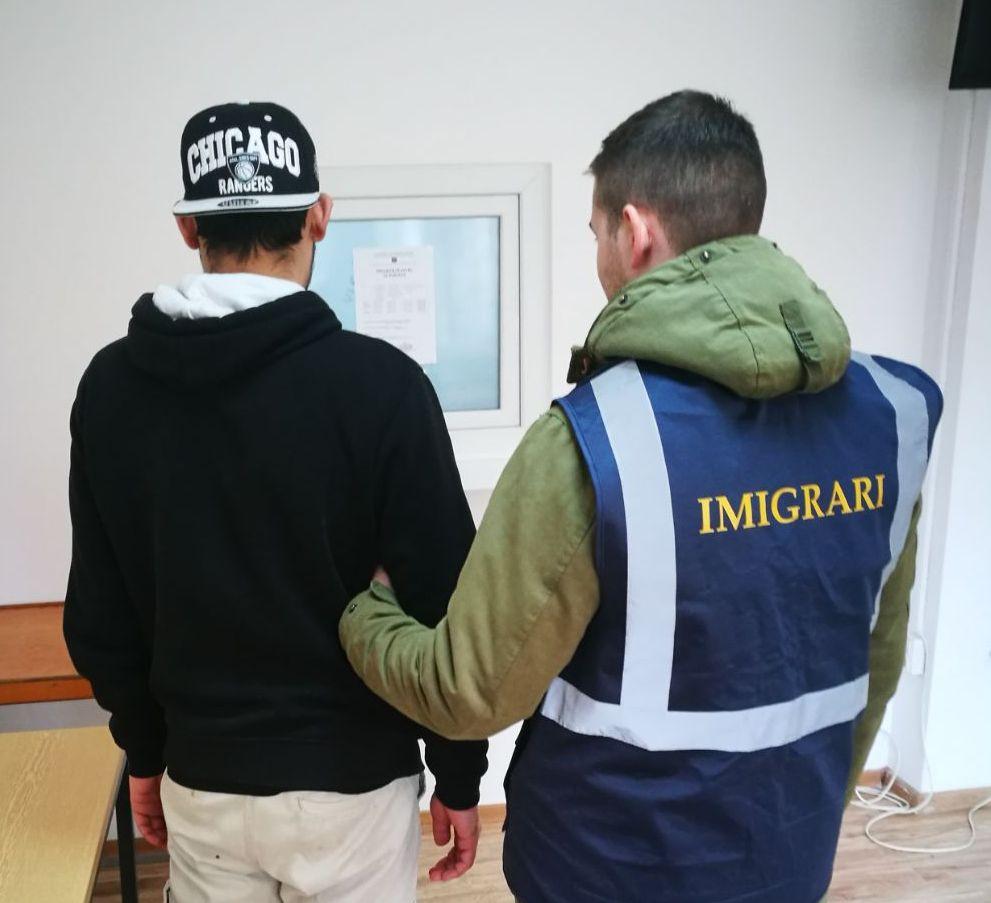Tânăr din Liban depistat cu ședere ilegală în Timișoara