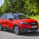 """Crossland X, de la Opel – """"cel mai bun din clasa sa în 2017"""" la testele Euro NCAP"""