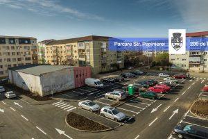 """Timișoara ar putea avea mii de locuri de parcare """"dedicate"""" mașinilor înmatriculate în județul Timiș"""