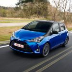 Toyota Yaris 2017, maximum de stele la testele de siguranță Euro NCAP. Vezi ce oferă în echiparea standard