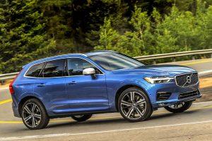 VIDEO Volvo XC60 este cel mai bun off-road al anului 2017 conform testărilor Euro NCAP
