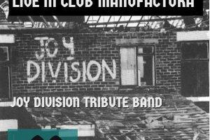 Singurul tribute Division Joy din România cântă în premieră la Timișoara