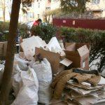 Campanie împotriva abandonării deșeurilor pe domeniul public, la Timișoara. Vin amenzile!