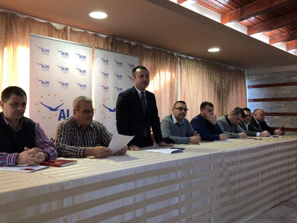 ALDE Timiș își pregătește aleșii locali pentru a fi în folosul cetățenilor