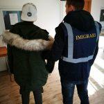 Tânăr afgan prins de polițiștii Serviciului Imigrări Timiș