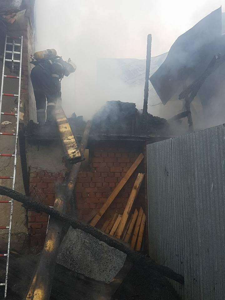 Pompierii timişeni, din nou la datorie