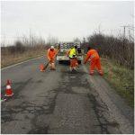 Ce lucrări face DRDP pe drumurile din vest